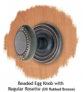 Beaded-Egg-Knob-with-Regular-Rosette