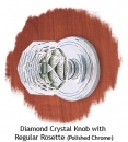 Diamond-Crystal-Knob-with-Regular-Rosette
