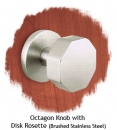Octagon-Knob-with-Disk-Rosette