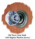 Old-Town-Clear-Knob-with-Regular-Rosette