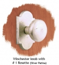 Winchester-knob-with-1-Rosette